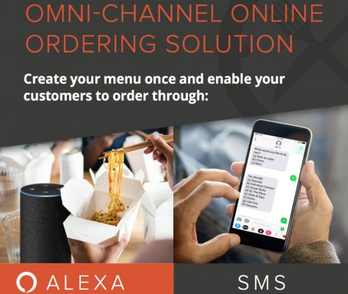 Digital Diner Unveils the First Omni-Channel Online Ordering Solution at NRA Show This Weekend