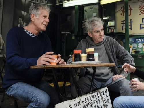 The Best Moments of Anthony Bourdain's Visit to Hong Kong on 'Parts Unknown'