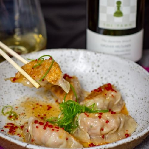 Pork & Prawn Dumplings