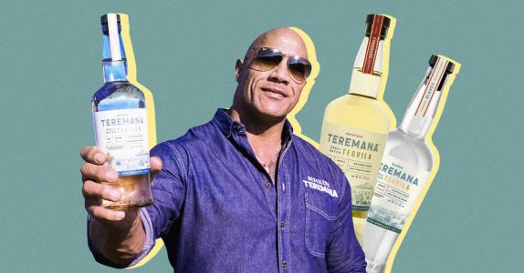 The Rock's Teremana Tequila Is One of the Fastest Growing Celebrity Spirits in History