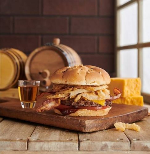 Farmer Boys Introduces New Bourbon Bacon Cheddarburger for a Limited Time