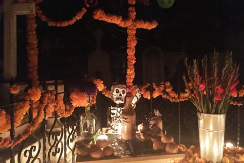 Day of the Dead Drinking Traditions