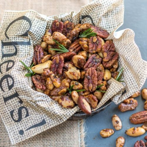 Rosemary & Spice Mixed Nuts