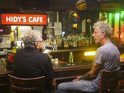Anthony Bourdain Heads to Pittsburgh to See How Chefs Are Changing the Food Scene