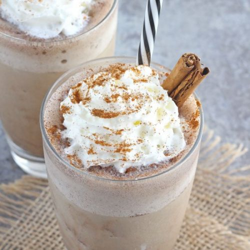 Chocolate Reishi Frappe