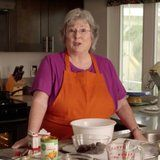 This potty mouthed grandma baking a gluten free cake will for Granny pottymouth bakes a vegan cake