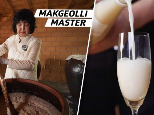 How Korea's Makgeolli Master Park Bok-soon Perfected the Fermented Rice Beverage