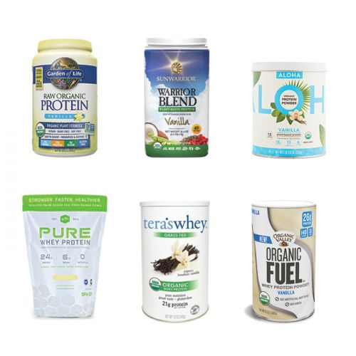 A Guide to the Best Protein Powder
