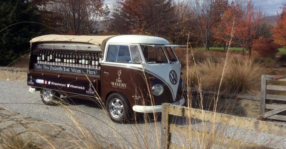The Vintage VW Bus-Turned-Wine Bar Pouring New Zealand's Rarest Bottles