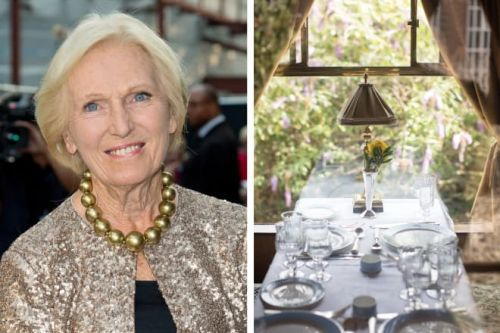 """Here's How to Join """"Great British Bake Off"""" Host Mary Berry on a Train for Afternoon Tea"""