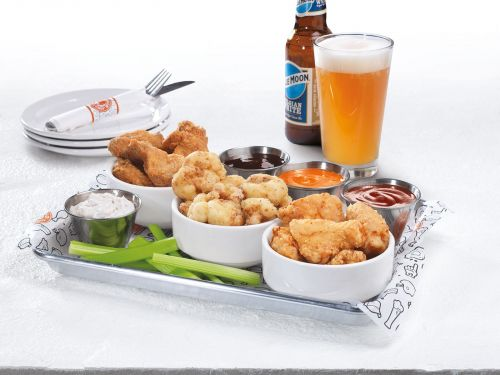 Buffalo Wings & Rings to Celebrate National Chicken Wing Day All August Long