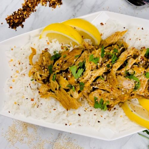 Tandoori Chicken Slow Cooker