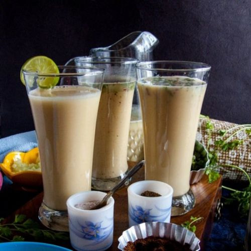 Sattu Sharbat Recipe