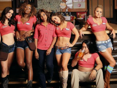 'Support the Girls,' Set in a Hooters-Style Bar, Is an Outstanding, Quietly Feminist Comedy