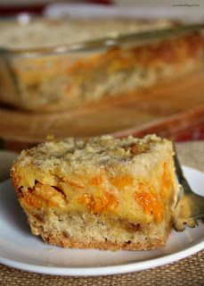 Apricot Pie Shortbread Bars