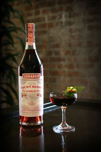 Drink of the Week: Luxardo Sour Cherry Gin