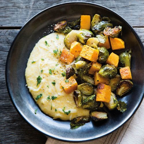 The Creamy, Cheesy Polenta Dish You'll Want This Fall