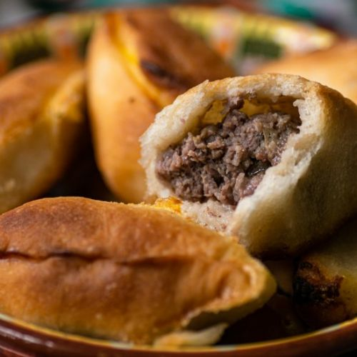 Meat Hand Pies with Beef