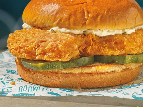 Popeyes Is Hoping for Another Hit With Its New Cajun Flounder Sandwich