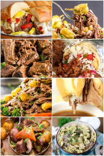 Best Chuck Roast Crockpot Recipes + Video