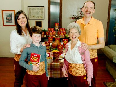 'Thanksgiving Dinner Pants' Allow You to Engorge Yourself Comfortably