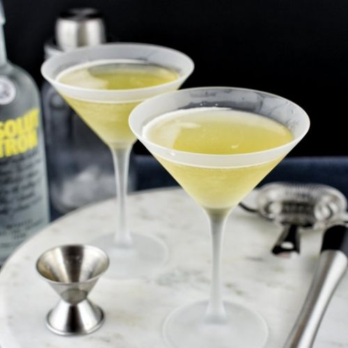 The Houstonian Citron Martini