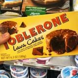 Toblerone's Lava Cakes Are Oozing With Melted Candy Bar, So Yeah, I'm Definitely Drooling