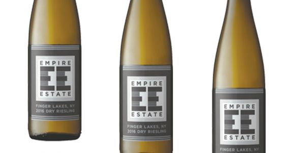 Empire Estate Dry Riesling 2016, Finger Lakes, N.Y
