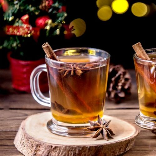 Honey Cinnamon Star Anise Tea