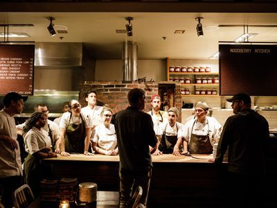 Spike Gjerde Takes His Obsession With Local Sourcing Beyond Baltimore