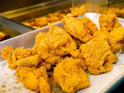 Watch: This Fried Chicken Is Backed by the House of Representatives