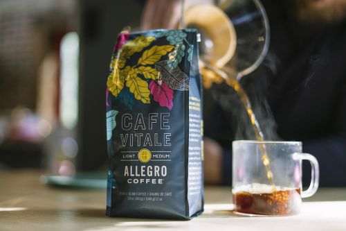 Drink of the Week: Allegro Coffee Café Vitale