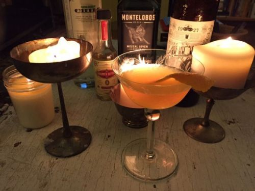 What I'm Drinking: Fire on Popocatépetl with Montelobos Mezcal Jovan