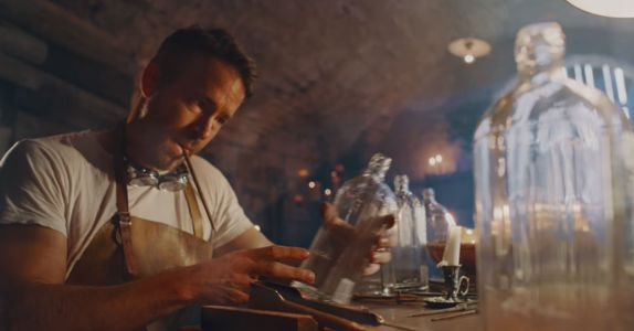 Ryan Reynolds' New Aviation Gin Ad Has a Cameo You Won't Believe