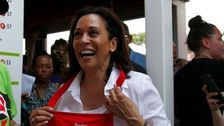 Kamala Harris Shares Her Thanksgiving Turkey Recipe, And It's A Good One