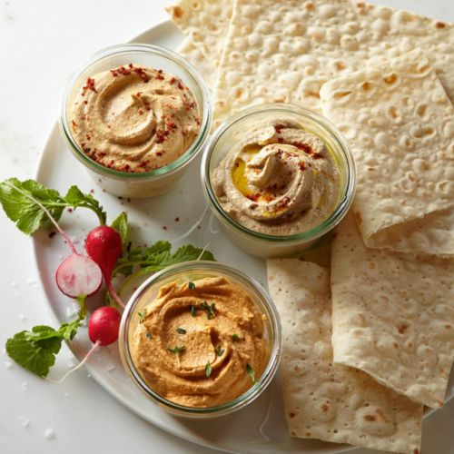How to Make Chef Michael Solomonov's Fool-Proof 5-Minute Hummus