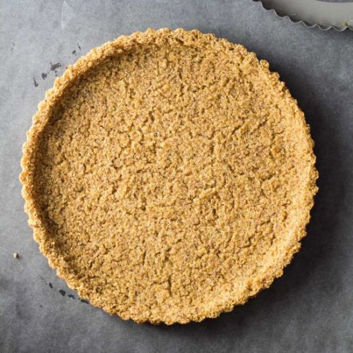 2-Ingredient Quinoa Crust