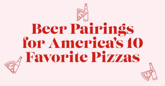 Beer Pairings for America's 10 Favorite Pizzas