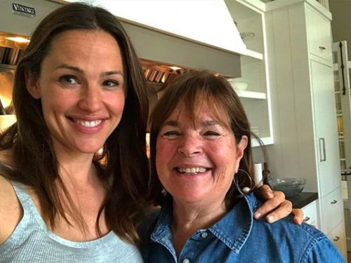 Ina Garten and Jennifer Garner Are Basically Best Friends Now - Pop Culture
