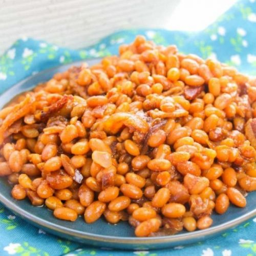 Baked Boston Beans Recipe