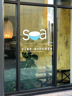 Soall Viet Kitchen: A Bright & Tasty Spot in Beverly