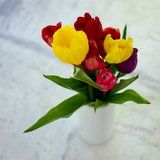 This Simple Hack Will Keep Your Tulips From Drooping Forever