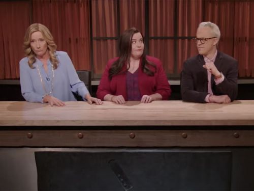 'SNL' Cooks Up a Pitch Perfect 'Chopped' Parody