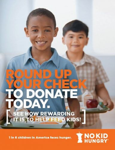 Salsarita's Is Making Sure No Kid Goes Hungry Kicking off September 1 for No Kid Hungry Action Month