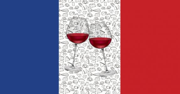 How a World War Forever Changed the Way France Pairs Wine and Cheese