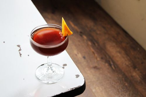 Pastry War Cocktail: The Cane & The Clove