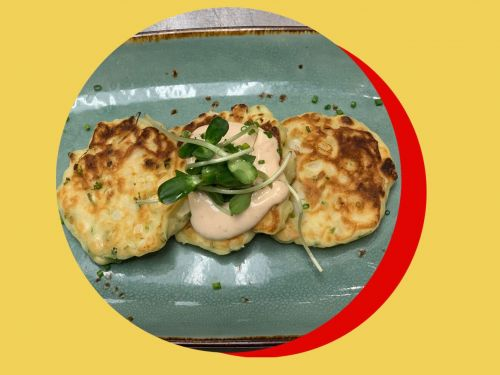 Hold Onto Summer With This Crab and Corn Fritters Recipe