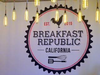 Long Live the Breakfast Republic