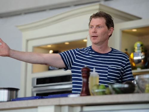 15 Headlines for Future Reviews of Bobby Flay's New Restaurant, Shark