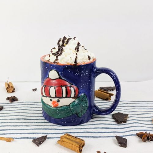 OVER THE MOON SPICED HOT CHOCOLATE